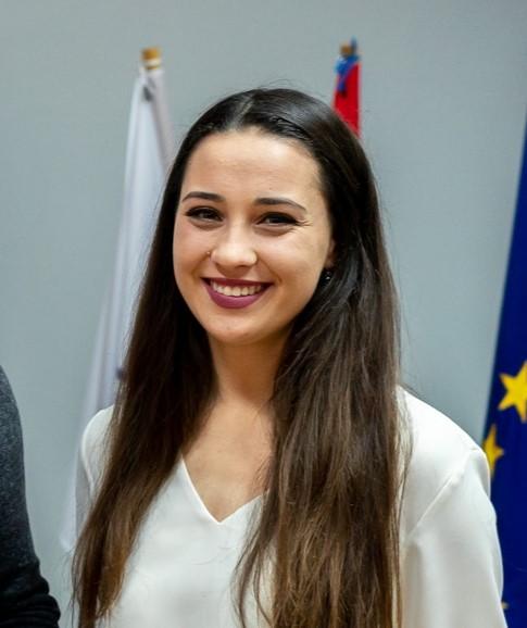 Anita Sarcevic.